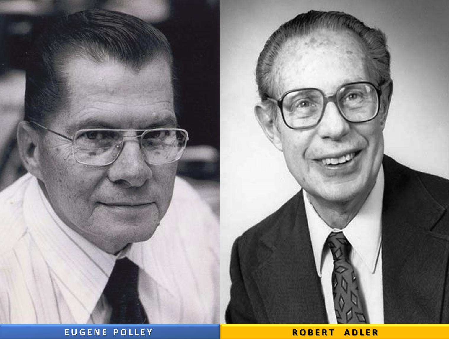 Robert Adler y Eugene Polley